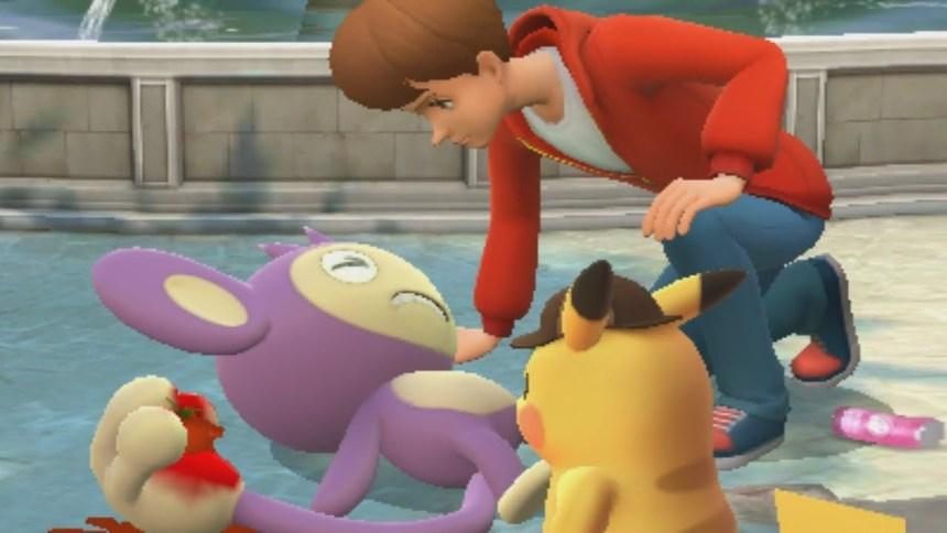 Review Detective Pikachu Waytoomanygames