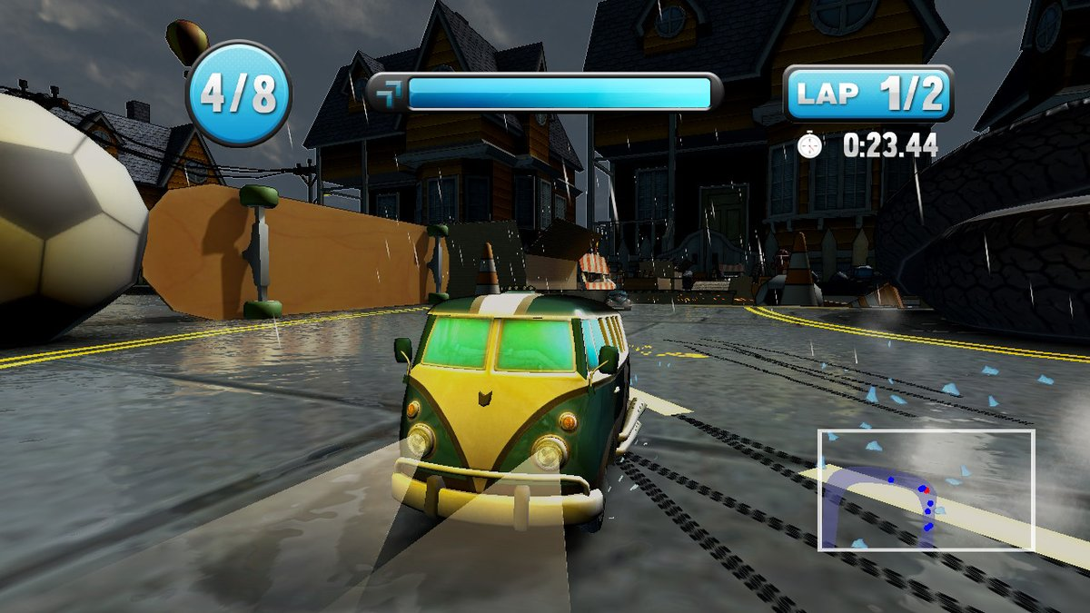 Review - Super Toy Cars (Switch)