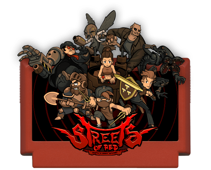 Review - Streets of Red: Devil's Dare Deluxe (PS4)