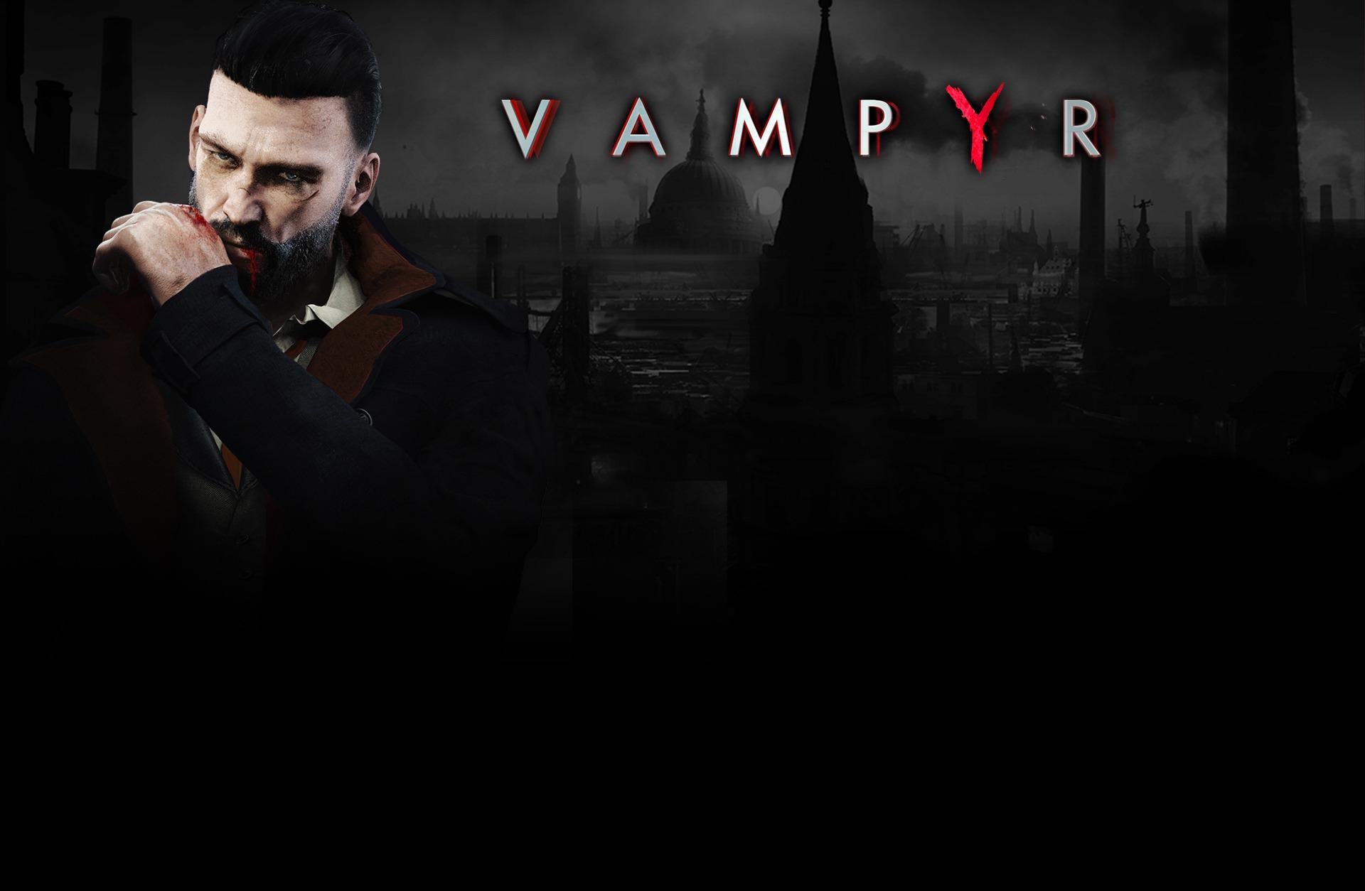 Hungering for Vampyr