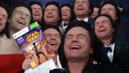 The Wiseau Awards - Kinect Star Wars (Xbox 360)