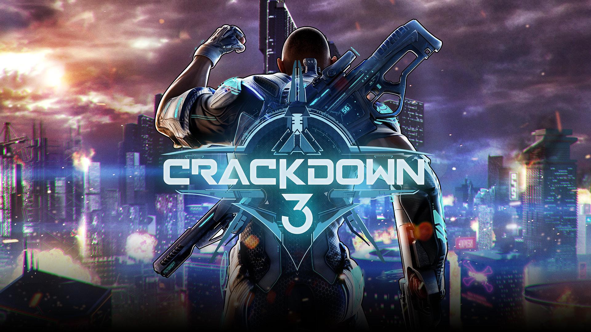 E3 2018 - Crackdown 3