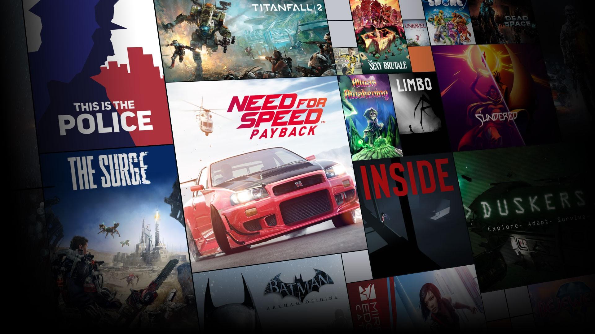 E3 2018 - Cloud Gaming & Origin Access Premium