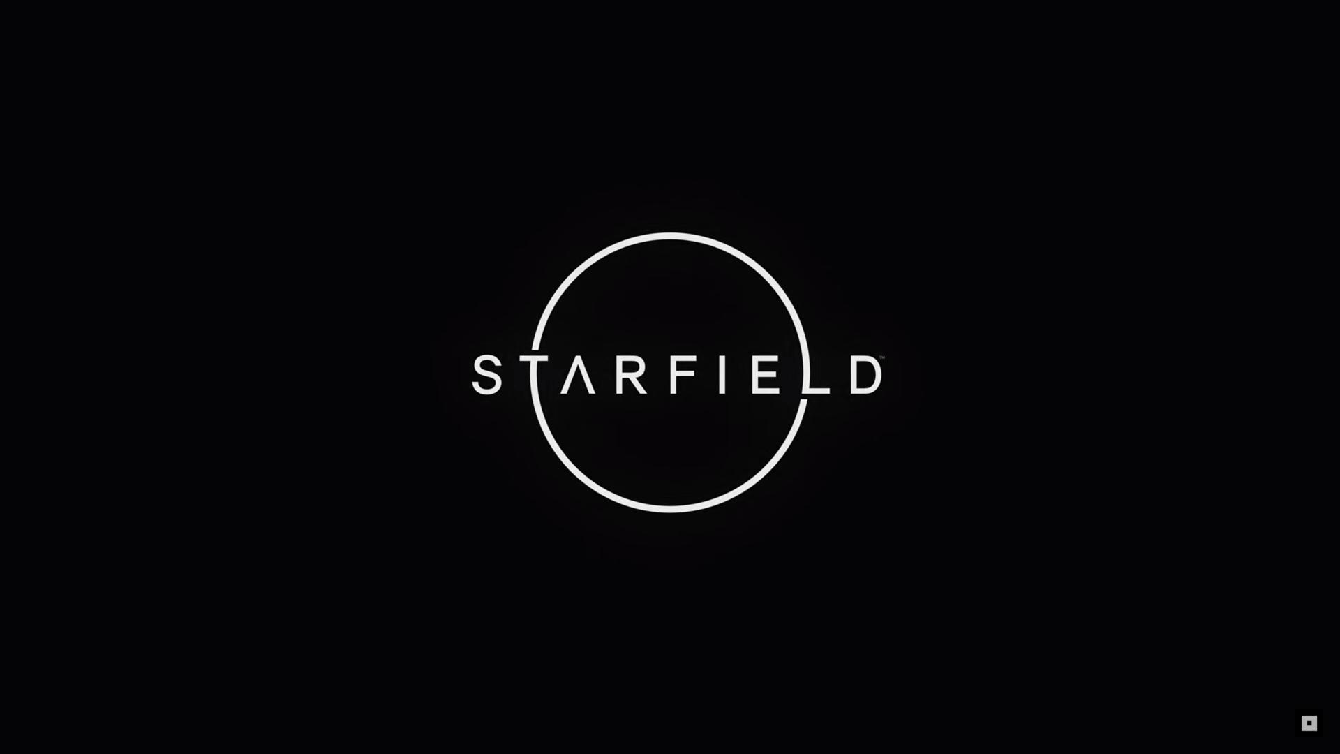 E3 2018 - Starfield E