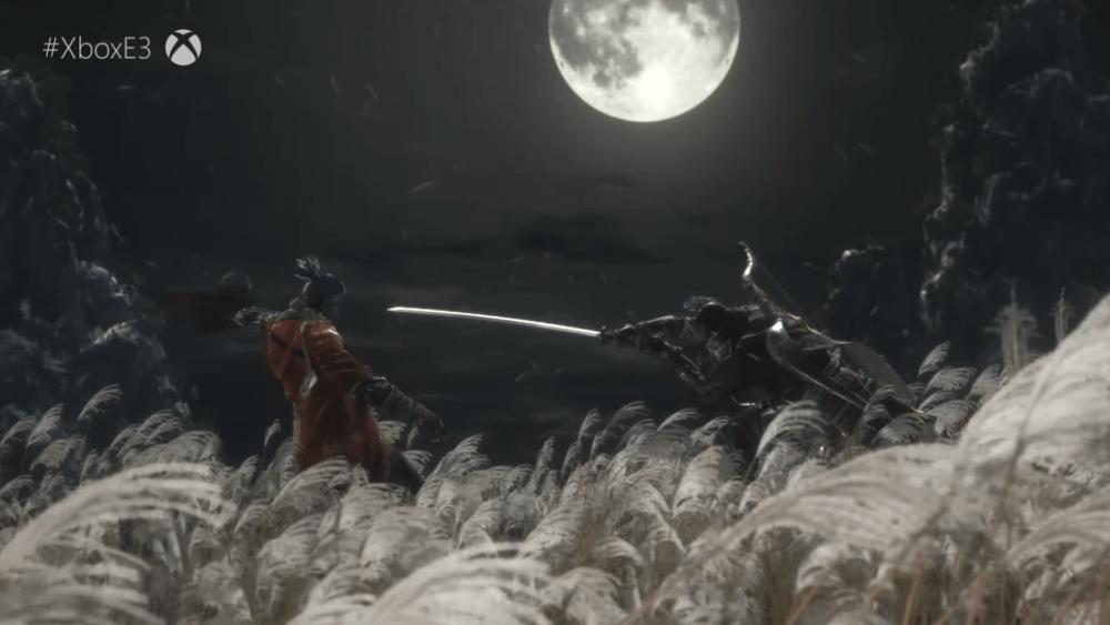 E3 2018 - Sekiro: Shadows Die Twice