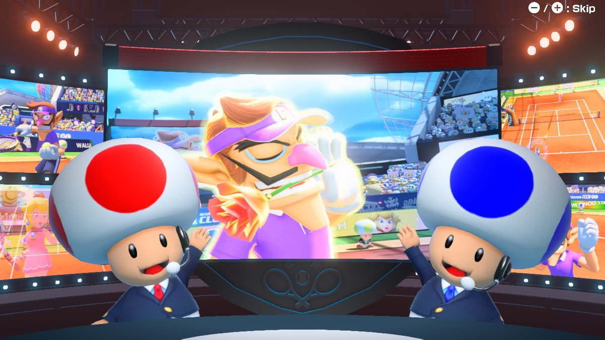 Review - Mario Tennis Aces (Switch)