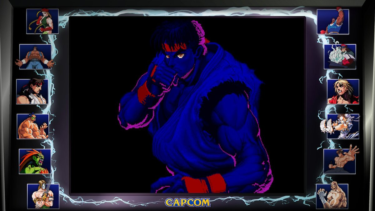 Review - Street Fighter 30th Anniversary Collection (Switch)