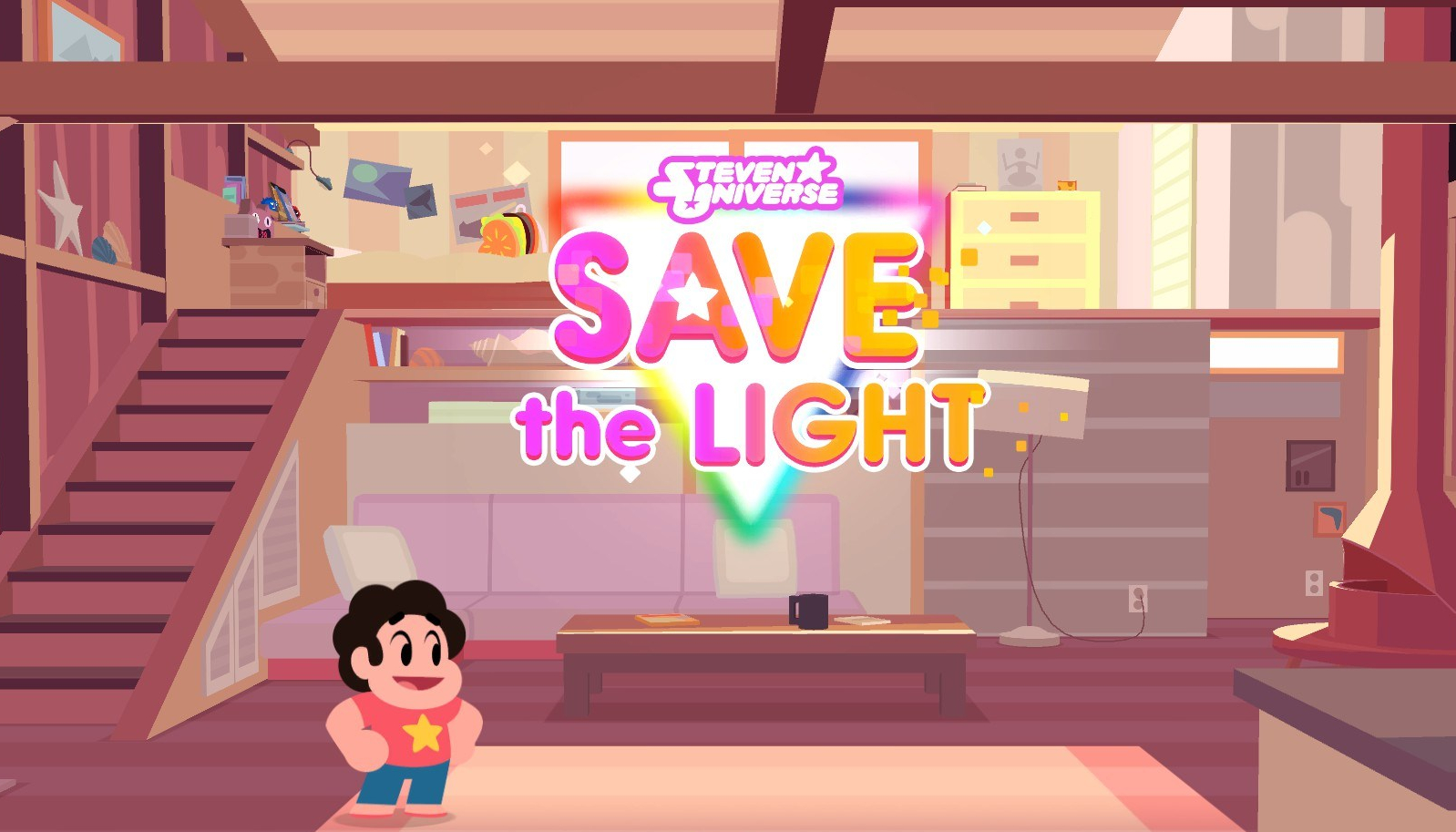 Review - Steven Universe: Save the Light (PC)