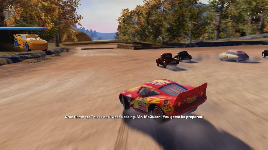 Review Cars 3 Driven To Win Waytoomanygames