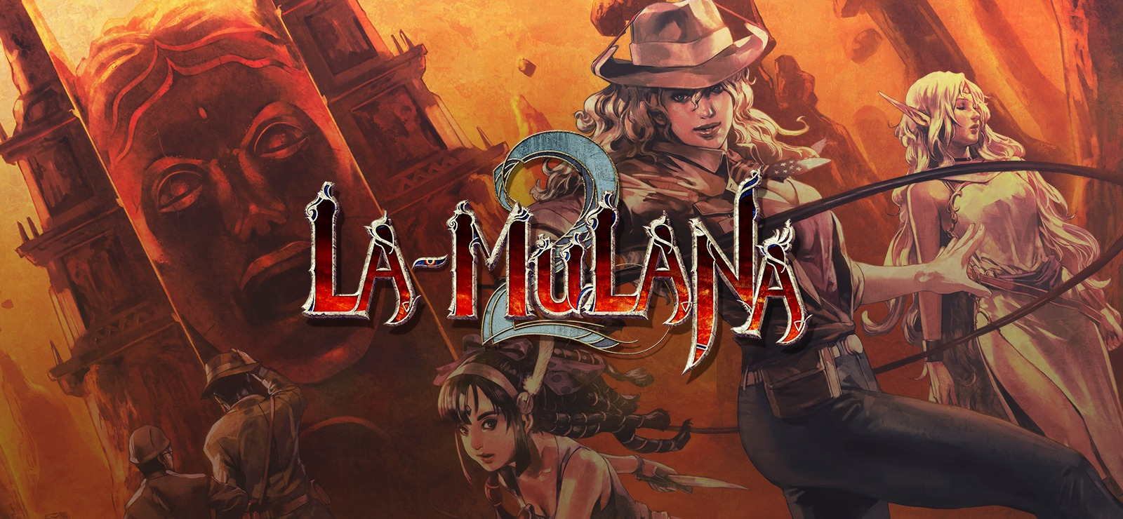 Review - La Mulana 2 (PC)