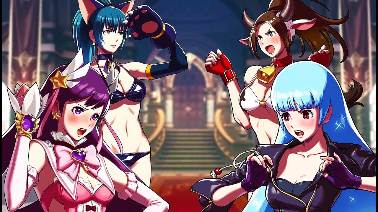Review - SNK Heroines: Tag Team Frenzy (PS4)