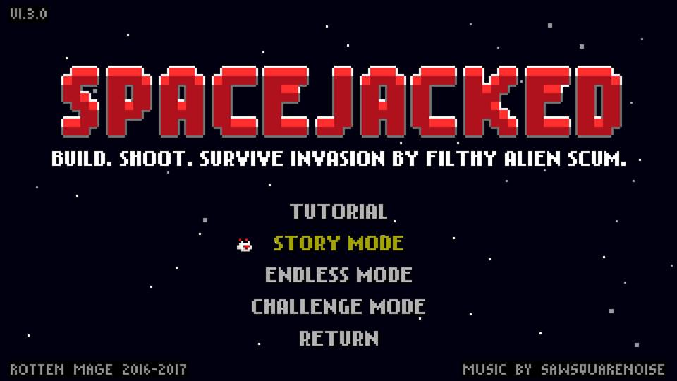 Review - Spacejacked (PS4)