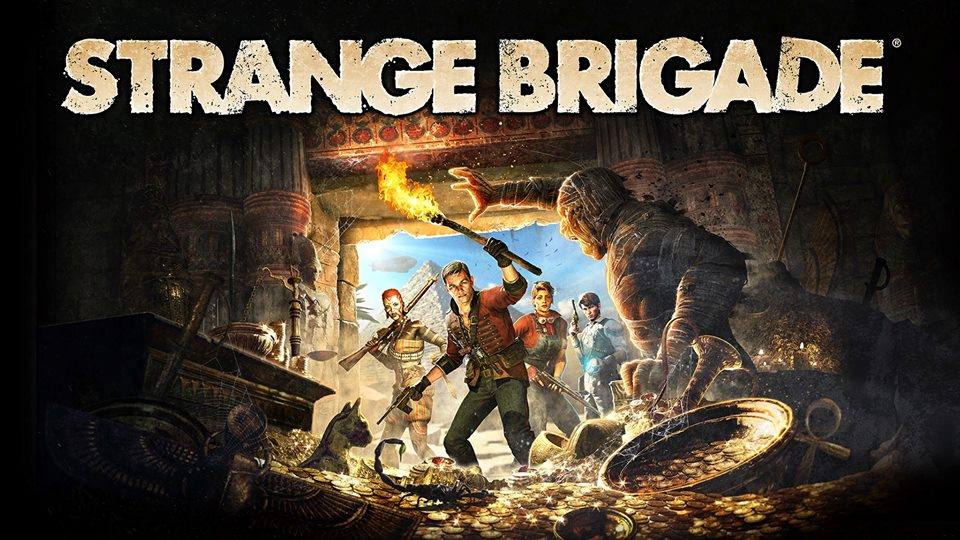 Review - Strange Brigade (PS4)
