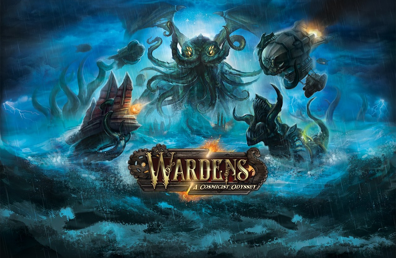 Interview with Wardens Game Designer, Kate Tessier