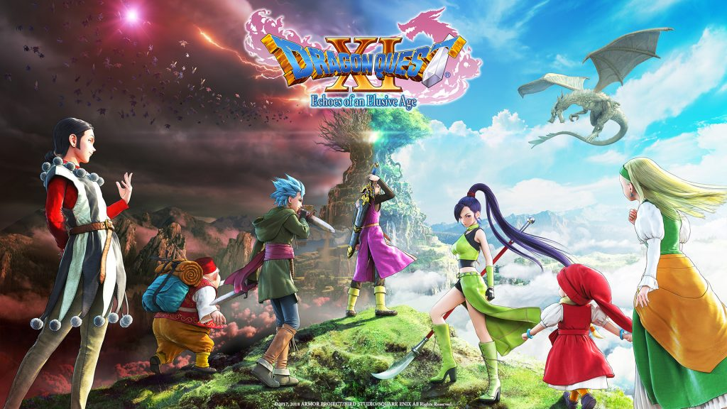 Review - Dragon Quest XI: Echoes of an Elusive Age (PS4)