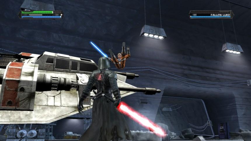 Kill Luke Skywalker