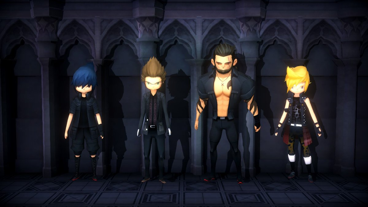 Review - Final Fantasy XV Pocket Edition HD (Switch)