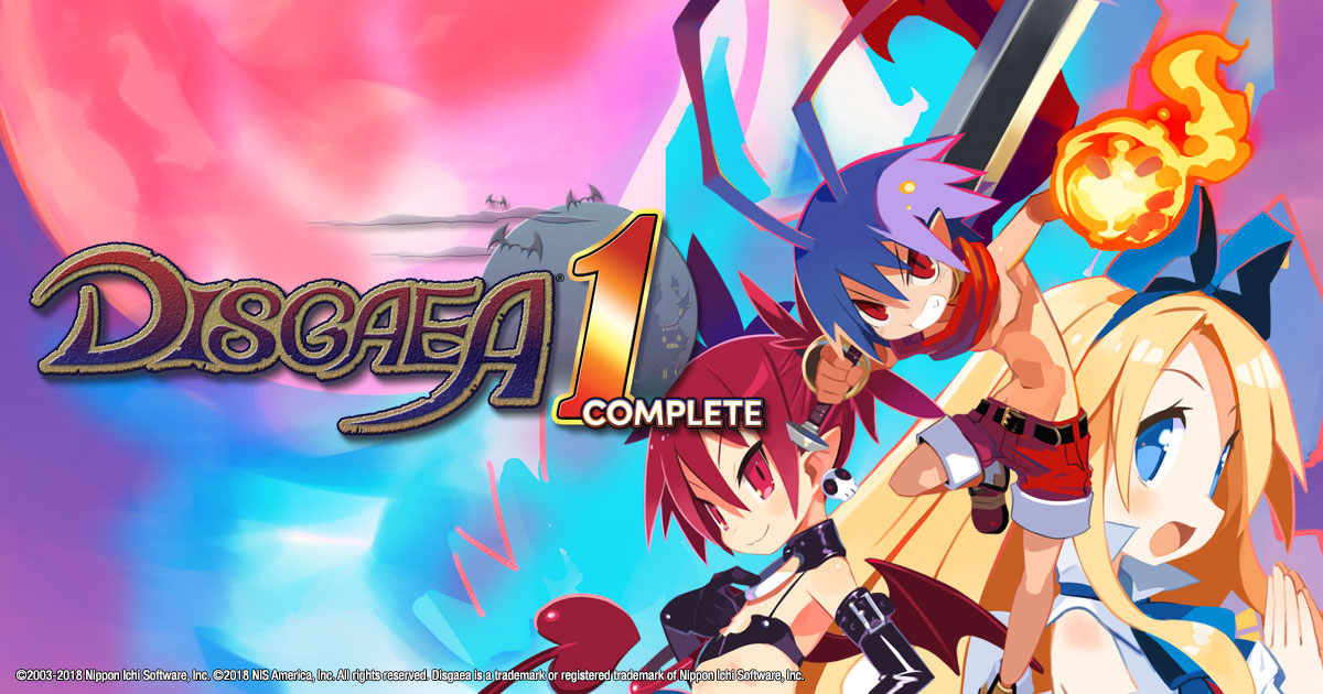 Review - Disgaea 1 Complete (Switch)