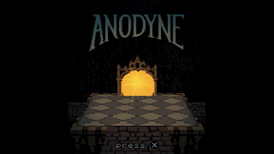 Review - Anodyne (PS4)