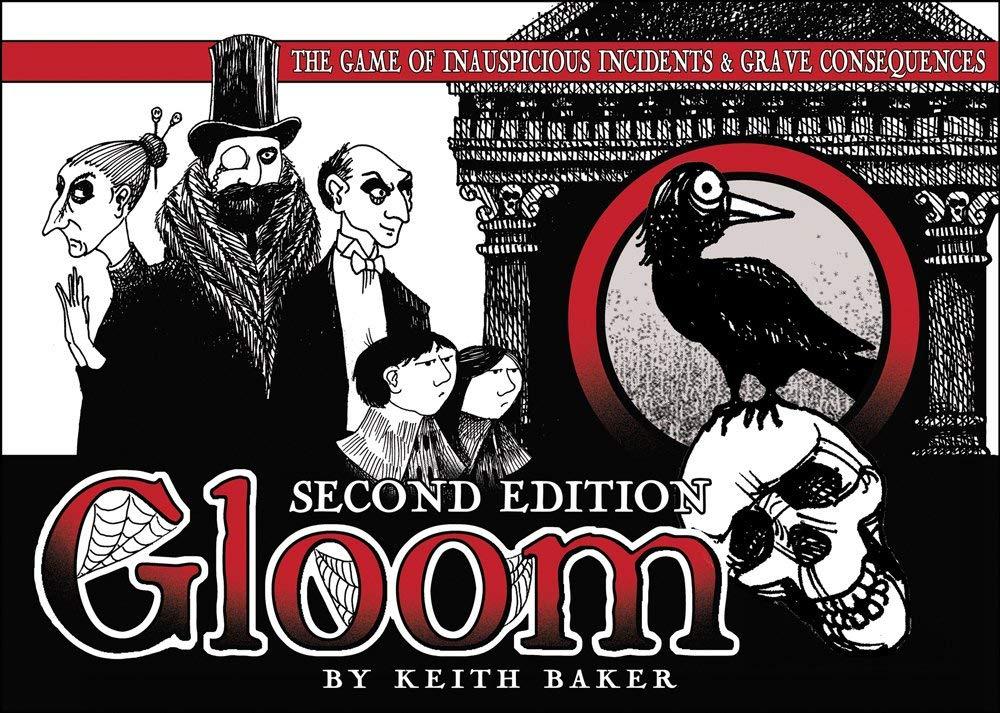 Tabletop Review- Gloom