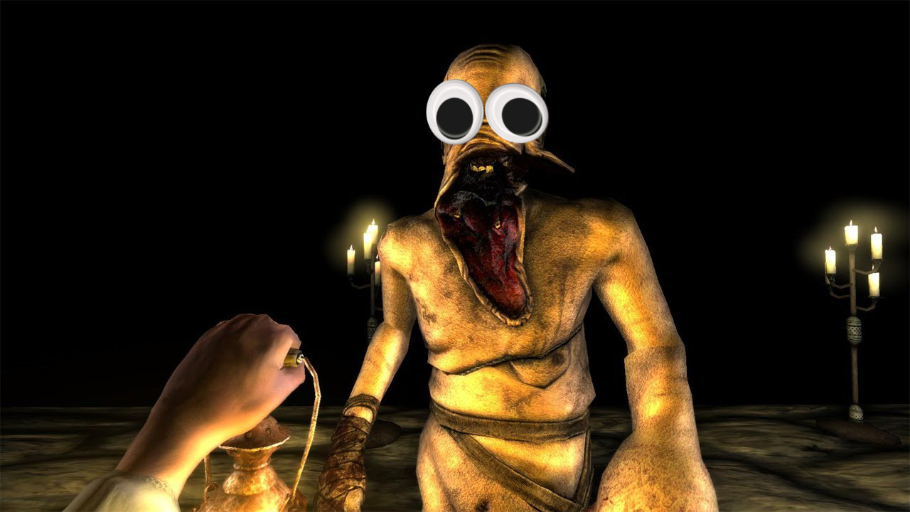The Horror Games That DIDN'T Make Us Crap Ourselves
