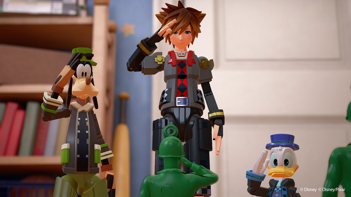 BGS Hands-on - Kingdom Hearts III (PS4)