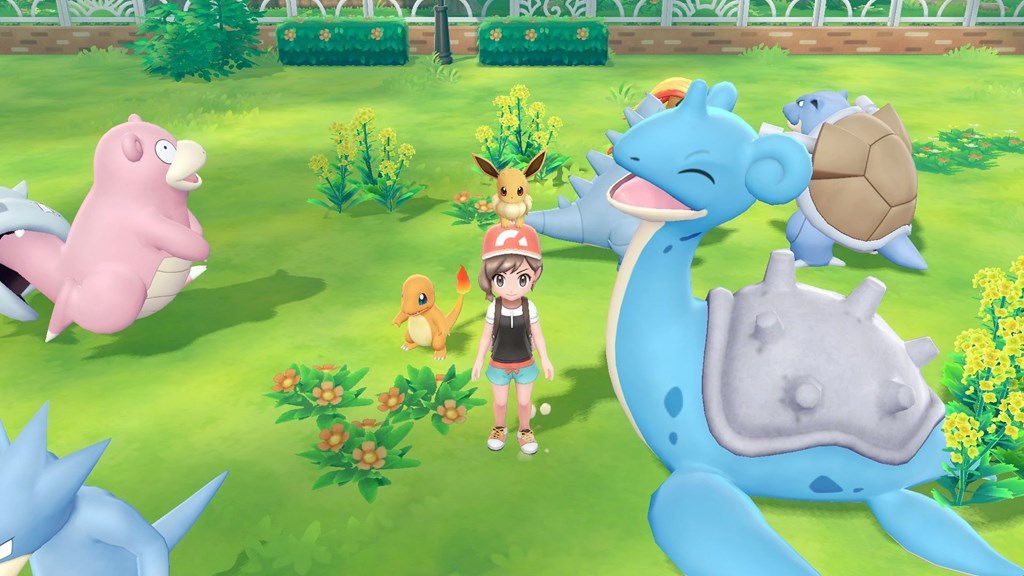 BGS Hands-on - Pokémon: Let's Go, Pikachu! / Let's Go, Eevee! (Switch)