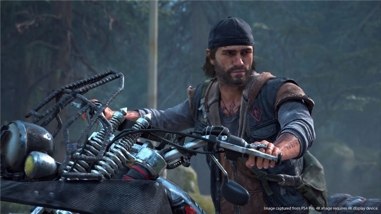 BGS Hands-on - Days Gone (PS4)