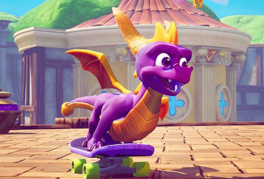 BGS Hands-on - Spyro Reignited Trilogy (PS4)