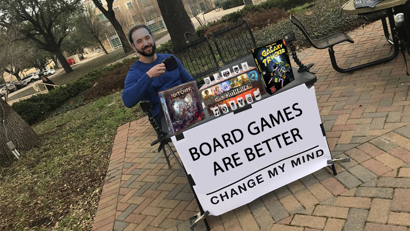 Board Games Are Better Cover