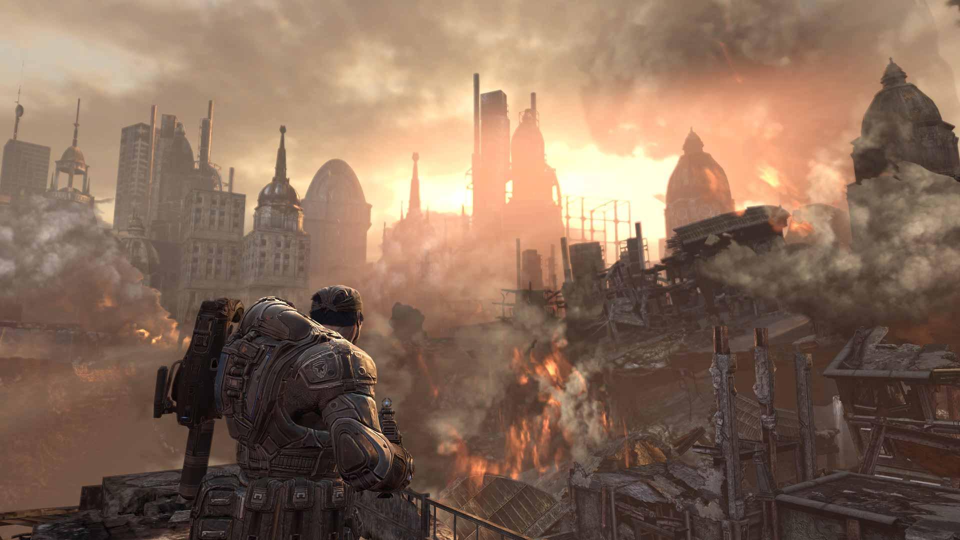 Gears of War 2, A Ten Year Reunion