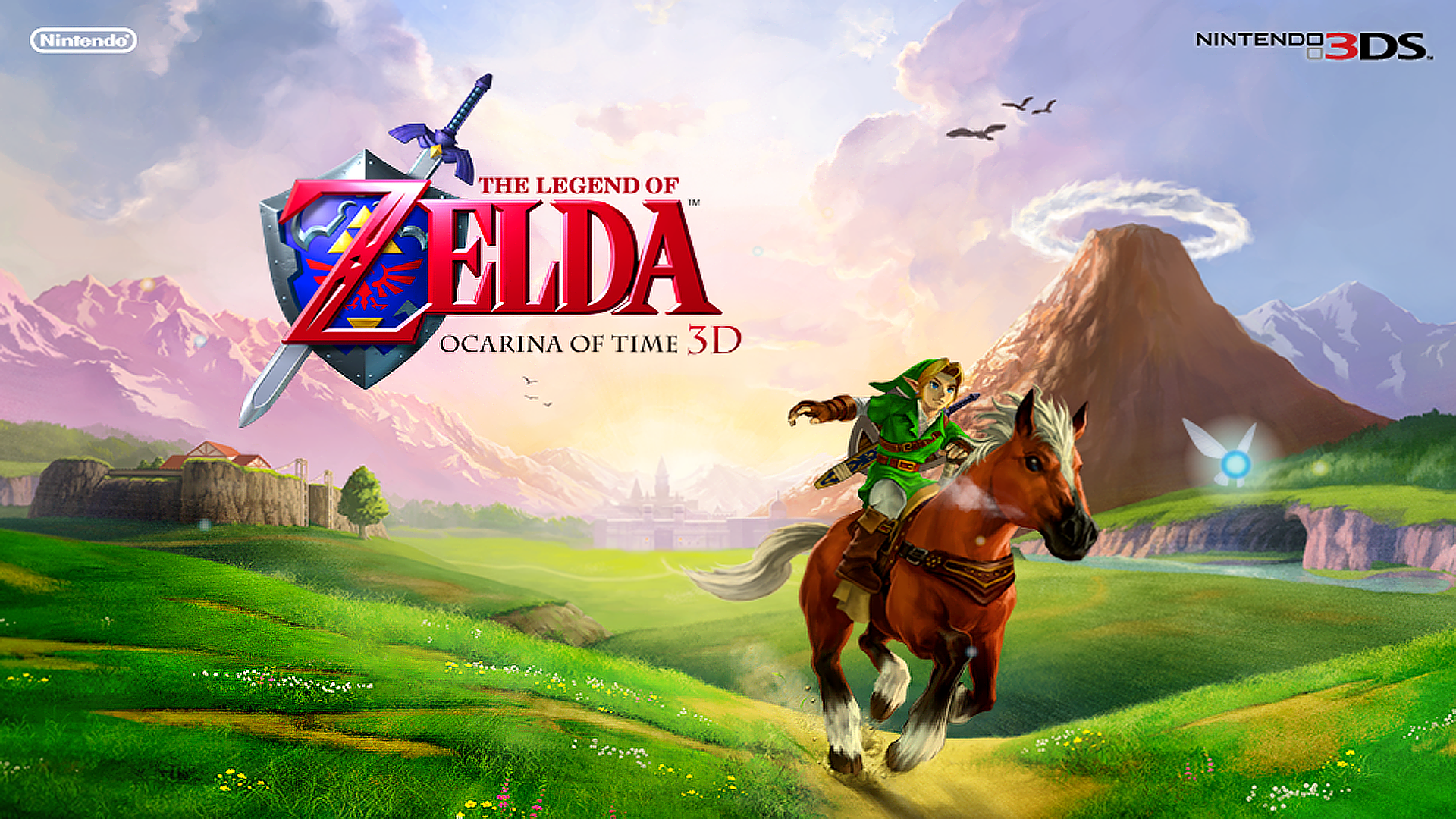 The Legend of Zelda: Ocarina of Time, A Twenty Year Reunion