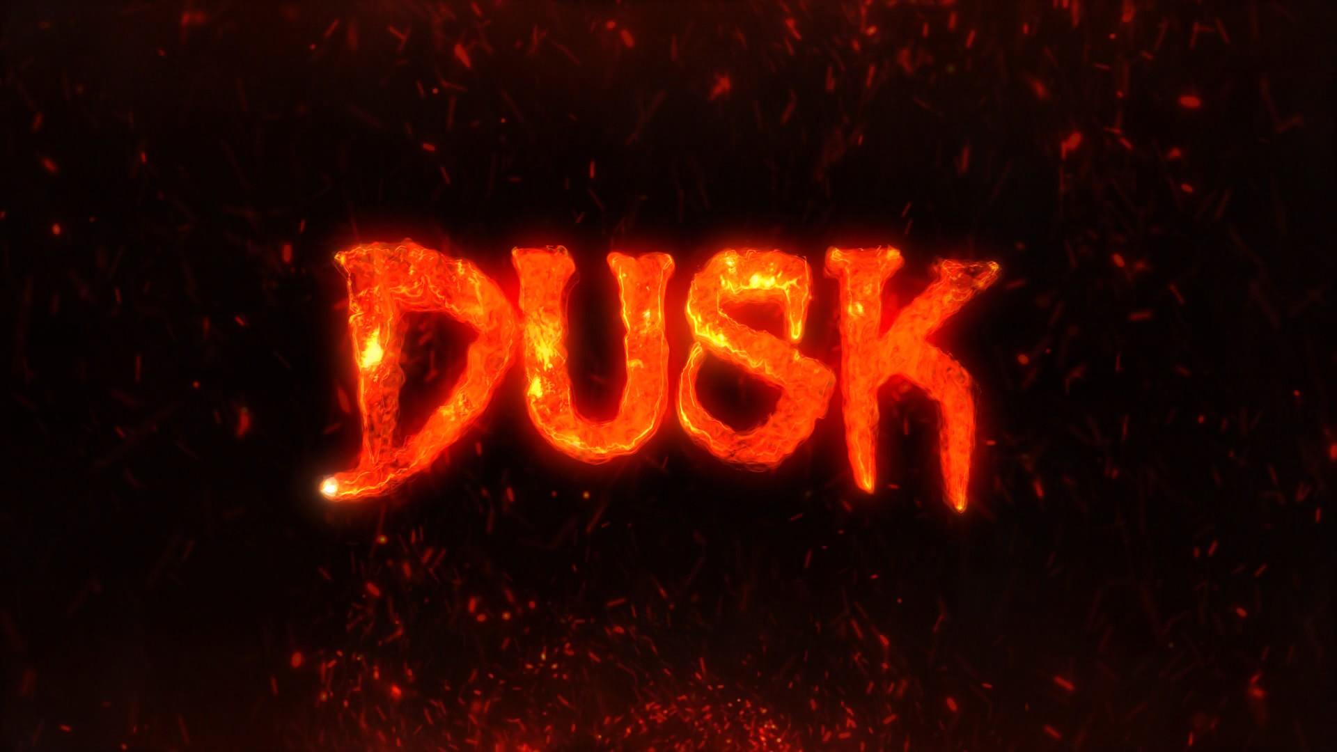 Review - Dusk (PC)