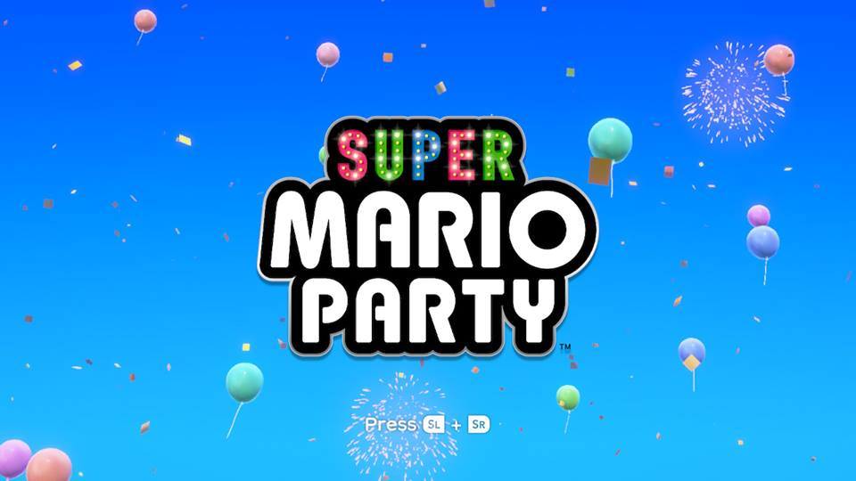 Review - Super Mario Party (Switch)