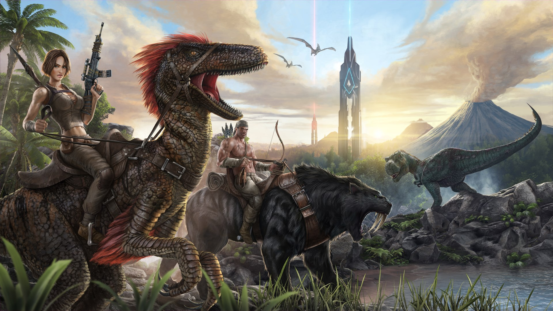 Review - Ark: Survival Evolved (Switch)