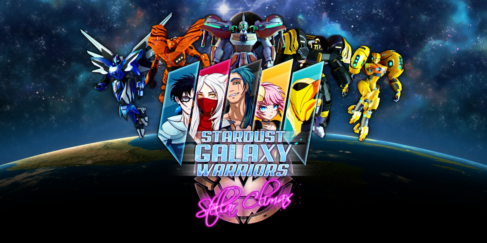 Review - Stardust Galaxy Warriors: Stellar Climax (Switch)