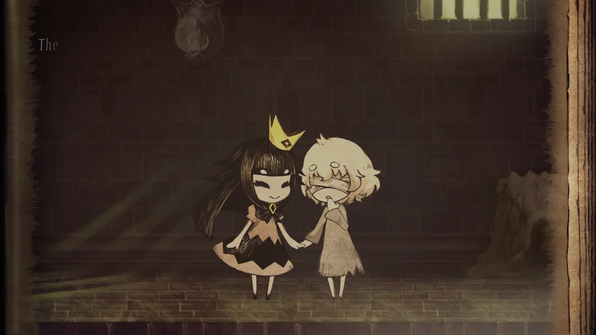 Review - The Liar Princess and the Blind Prince