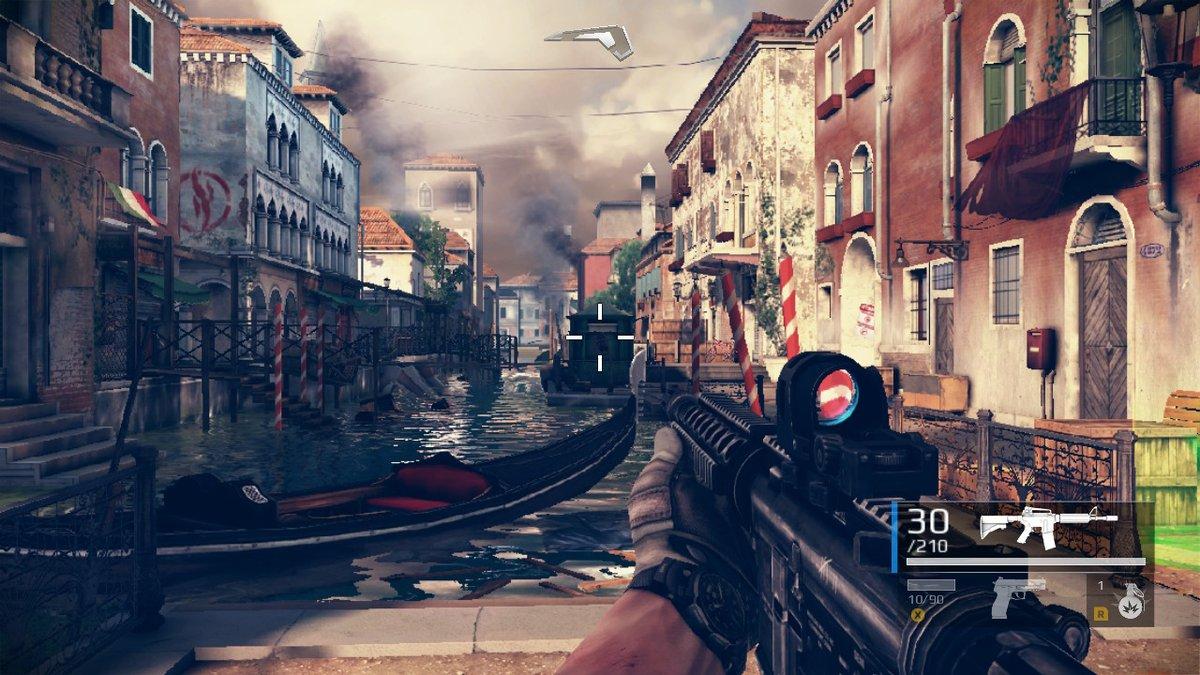 Review - Modern Combat Blackout