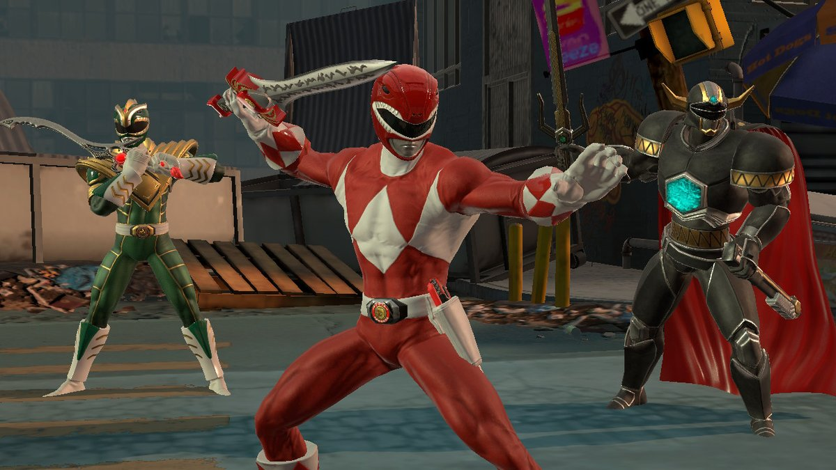 Review - Power Rangers: Battle for the Grid