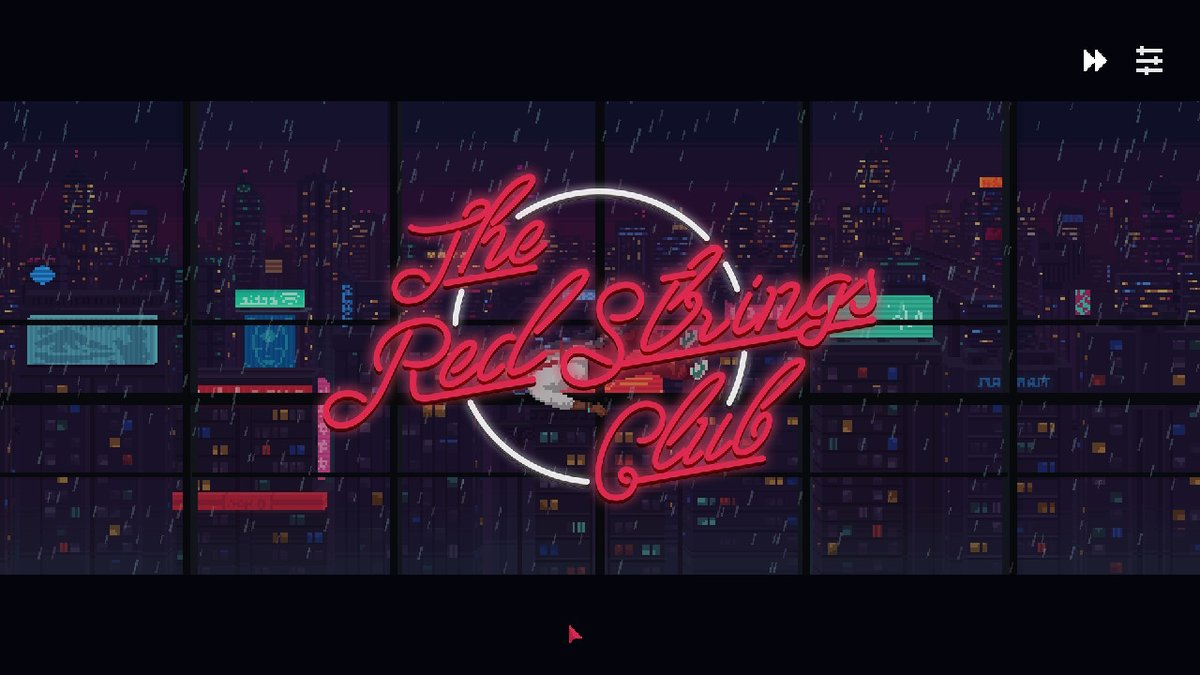 Review - The Red Strings Club (Switch)