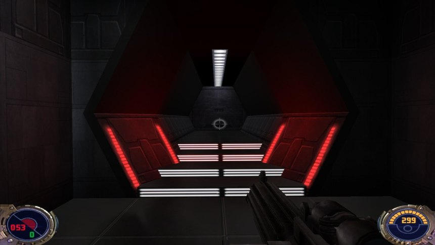 Jedi Outcast alarm