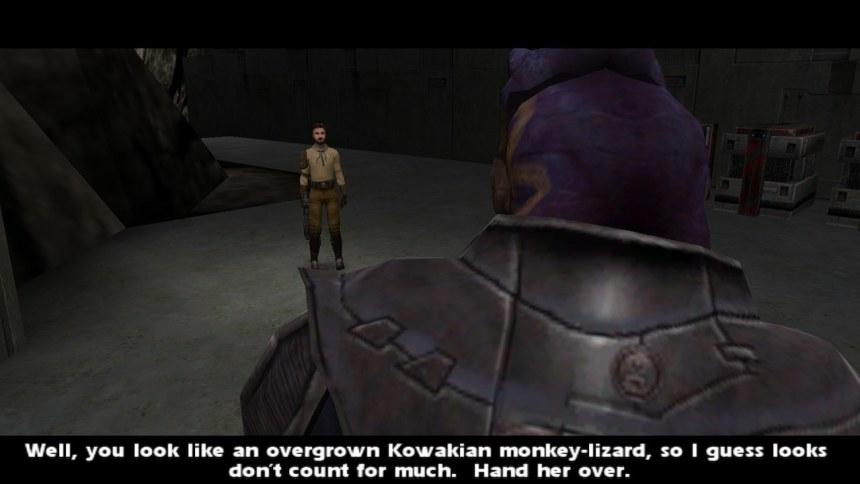Jedi Outcast sass
