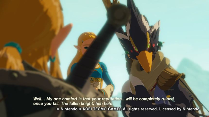 Review Hyrule Warriors Age Of Calamity Waytoomanygames