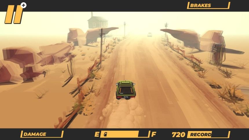 #Drive desert