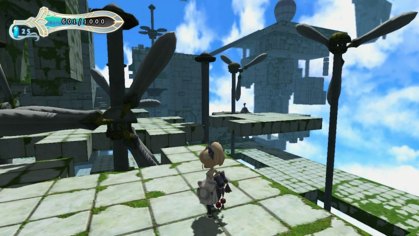 Forward to the Sky Collision Detection