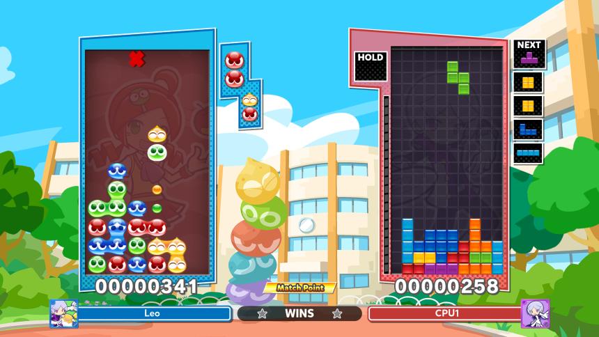 Puyo Puyo Tetris 2 Battle