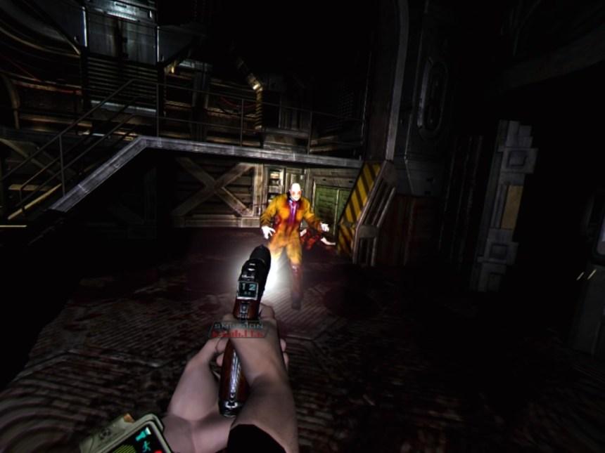 Doom 3 VR AIM