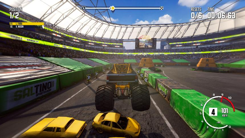 Monster Truck Championship PS5 Performance