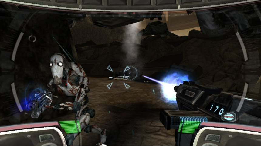 Republic Commando Battle Droid