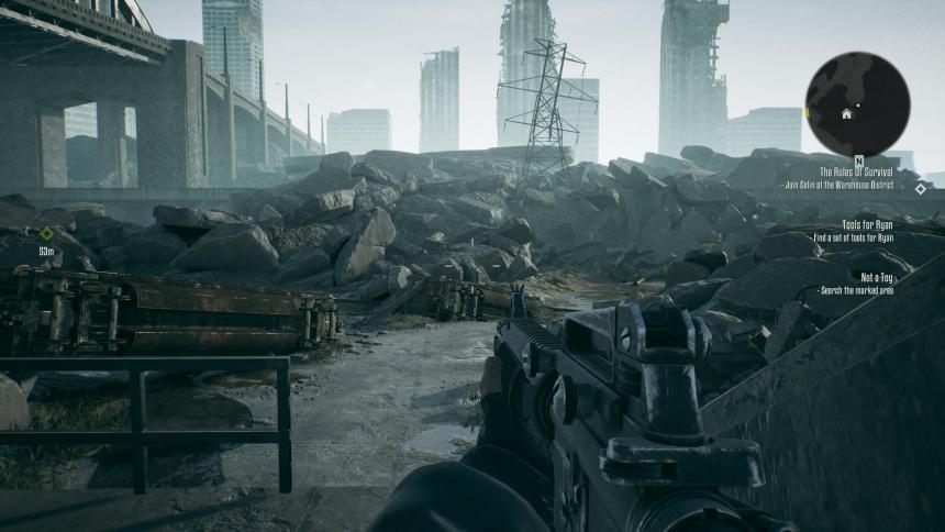 Terminator: Resistance Landscapes